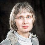 Portrait of Gudrun Buhnemann